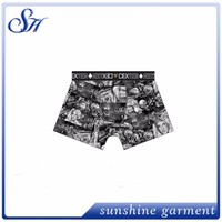 Sexy Underwear for mens Fashionable Boxer Boxer tight Cotton Male Underpants