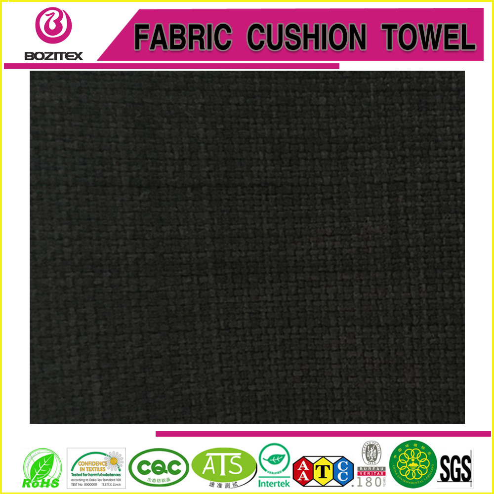 Bamboo imitation linen fabric /polyester fabric