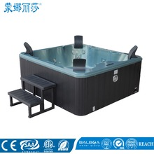2016 Factory Outdoor Bathtub SPA,Whirlpool piscina portable bathtub for adults