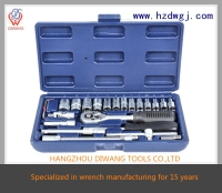 "hot sale high quality allen car repair 25pcs wrench set (1/4"")"