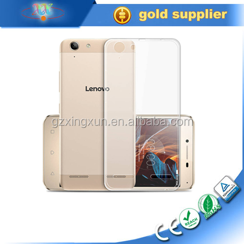 Super Clear Ultra Thin High quality TPU Soft Gel Case for Lenovo Vibe S1 X2 X3 Cover