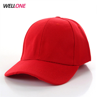 Factory promotion election multiple colors custom printing embroidery logo100% twill cotton cheap unisex blank baseball cap