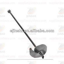 Galvanized Earth anchor for fasten