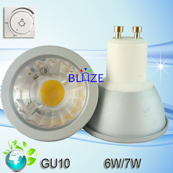2017 3w 5w 7w 10w LED Spotlight Lamp aluminum Bulb E27 GU10 GU5.3 spot light