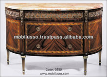 Luxurious French Antique Chest Style Reproduction French Furniture