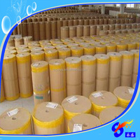 Acrylic BOPP film product water base glue for paper boxes sealing tape
