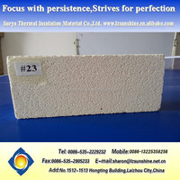 High Temperature Resistance Refractory Heat Insulation Bricks Approved GB/T10699-1998