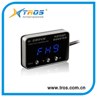 6-DRIVE Led Screen car tuning accessories Throttle Controller TS-601 maruti suzuki spare parts