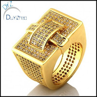 Large size ring woman new gold ring models for men