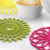 Silicone Place Mat Heat Resistant Mat Protective Pot Holders Mat