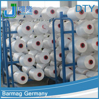 100D/72F POLYSTER HIGH ELASTICITY YARN DTY FOR HAND KNITTING
