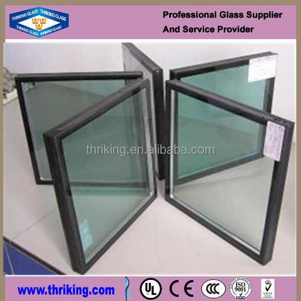 Thriking Vacuum / Argon Low-e Insulated Glass with SGS/CCC/ISO9001