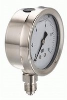 Pressure Gauge for Measuring Gas Pressure