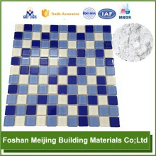 powder coating be apply on crystal mosaic as manufacturer