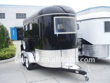 Straight load Horse Float Camping Horse Trailer