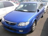 MAZDA FAMILIA WAGON used cars