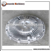 ACM Auto Heat Sink Die casting Moulds Making Extruded Aluminium Heat Sink Housing