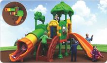 Kids Hot Sale Funny Plays Multifunctional St. Fort Wilderness Series Outdoor Playground Equipment Factory Directly