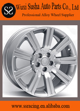 "Car alloy wheel,19"" 20"" and 22"" replica wheel rims for Rang Rover Sport V8 supercharged"