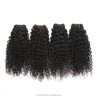 Indian ladies hair styles kinky curl virgin Filipino hair weave short curly hair styles