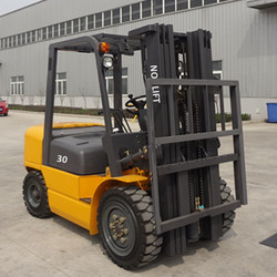 High quality japanese 3.5ton forklift manufacture made with strong mast for export