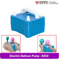 B302 High pressure electric machine to inflate balloons