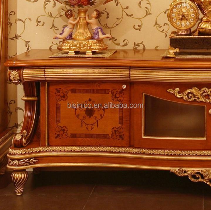 Luxe style rococo fran ais meuble tv fantacy vivid for Marque de meuble francais