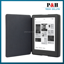 Luxury cross pattern book style tablet protective leather case for kobo glo hd 2015