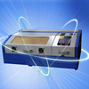 small crafts/stamps/wood cases Co2 laser engraving cutting machine for sale