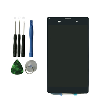 For Sony Xperia Z3 D6603 D6643 D6653 LCD Display Touch Screen Digitizer Assembly Replacement black