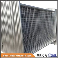Australia high standard Galvanized / PVC coted Temporary Fence/Mobile Fencing /Portable Fencing(ISO9001,Factory)