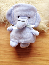 baby kids soft warm cute animal shaped blanket