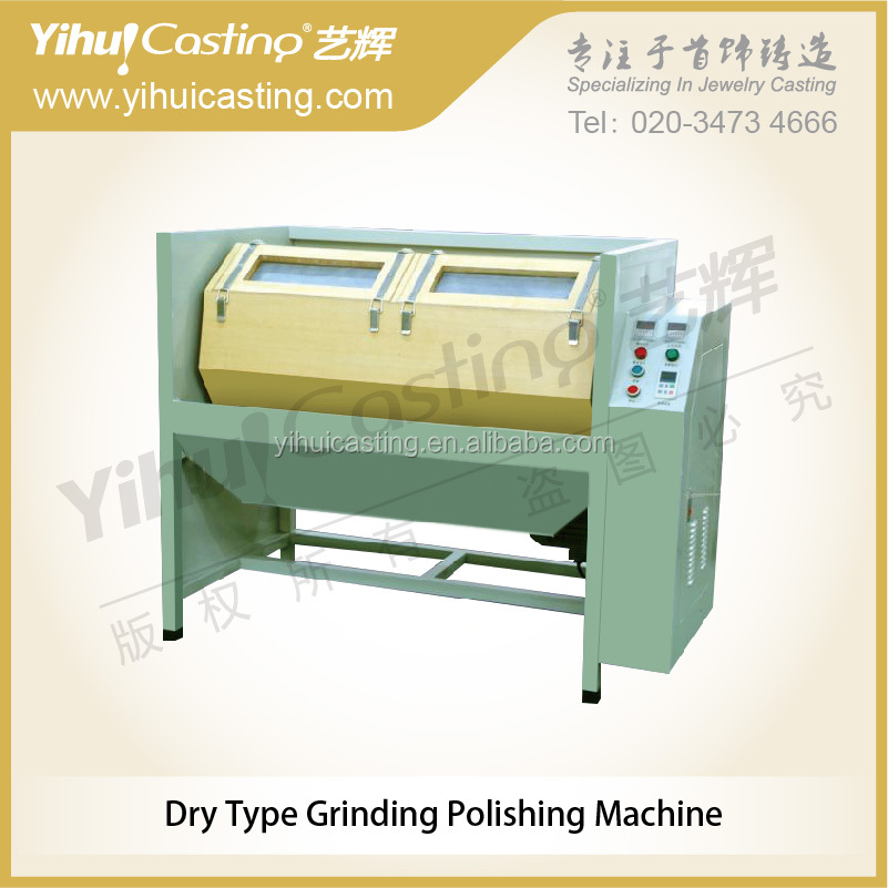 Dry Type Grinding Polishing Machine, jewelry tools, latest product