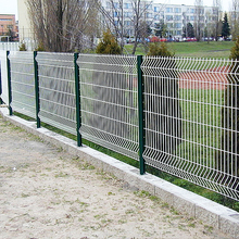 comfortable China manufacture wire mesh fence fasteners