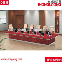 Big office meeting table,10 people office conference table (C -002)