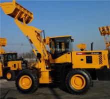 hot sale 4WD payloader 3 ton wheel loader