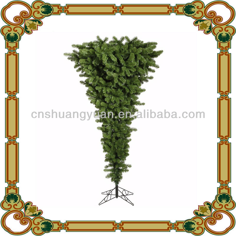 7ft Chepar Upside Down Christmas tree