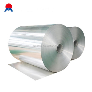 Fast delivery foil aluminum rolls embossed diamond with good price