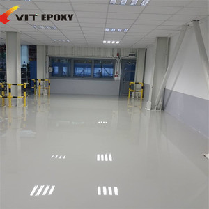 Anti-static epoxy floor coating, transparent epoxy floor coating, epoxy floor coating 3d