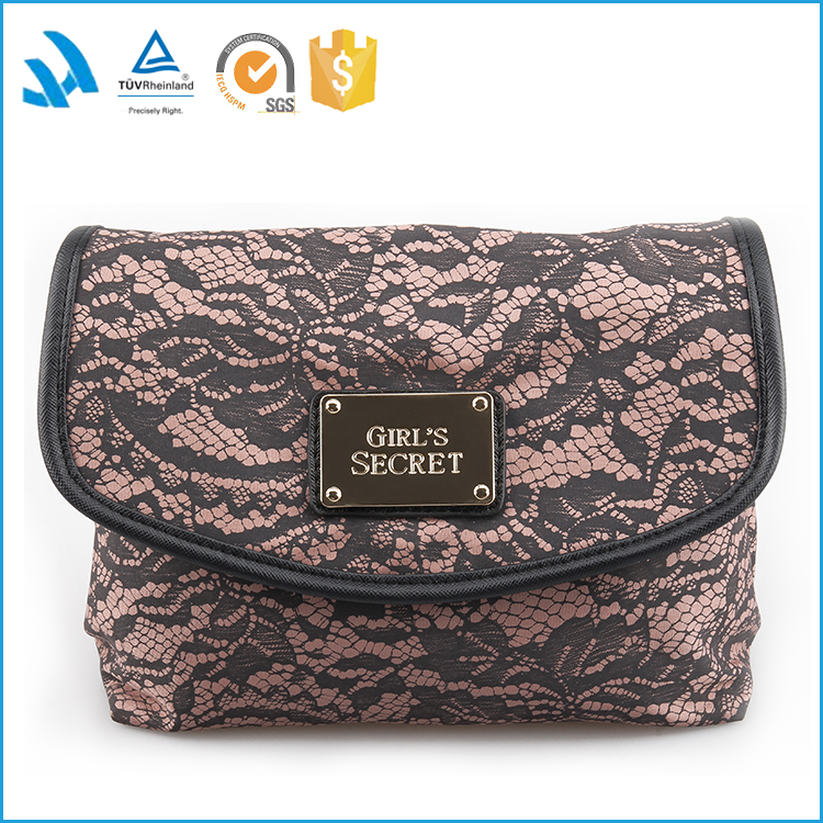 Wholesale High End Quality Promotional Professional Carrying Cosmetic Makeup Bag With Drawers