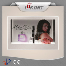 transparent lcd display for showcase