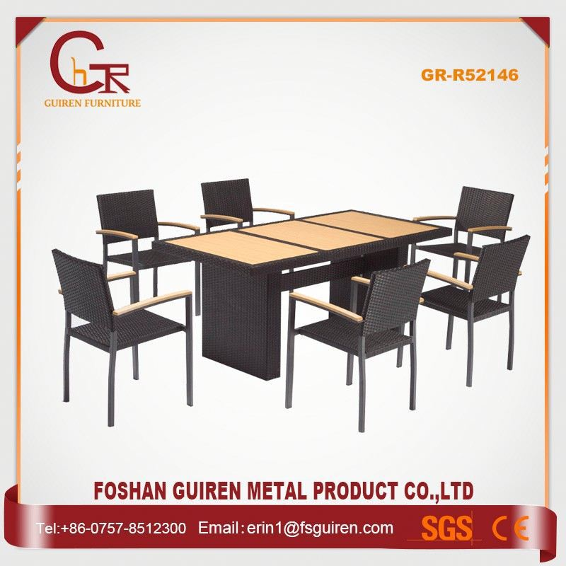 China Supplier Noble rattan indonesian furniture