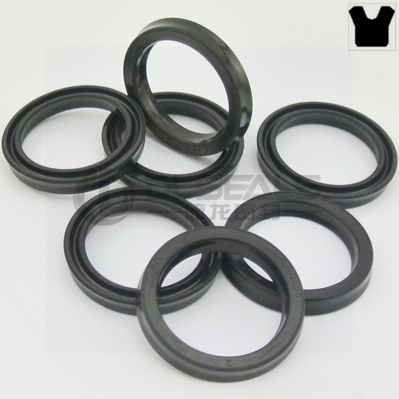 Types Of Piston Seals : Hydraulic piston rod seal u spare parts for air