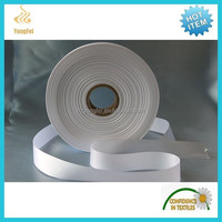 China Nylon Taffeta Fabric Tape For Wash Label