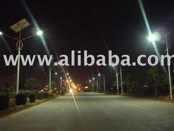 solar street light, solar led street light, solar sox street light, solar cfl street light