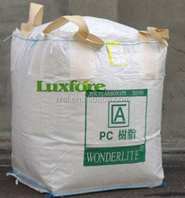 Plastic Material and cement, sand, raisin Industrial Use Jumbo Bag