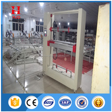 Full Automatic precision emulsion coating machine for screen frame