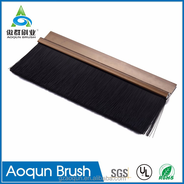 Interior Door Bottom Brush Sweep door weather strip