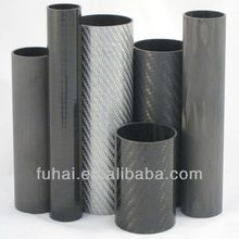 Large diameter carbon fiber tube