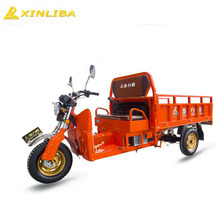 delivery vehicles electric 3 wheel electric motorcycle